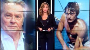 Sandrine Quétier dans 50 Minutes Inside - 07/11/15 - 10