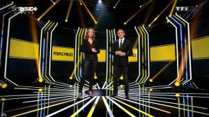 Sandrine Quétier dans 50 Minutes Inside - 19/12/15 - 05