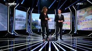 Sandrine Quétier dans 50 Minutes Inside - 19/12/15 - 07
