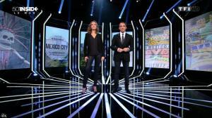 Sandrine Quétier dans 50 Minutes Inside - 19/12/15 - 08