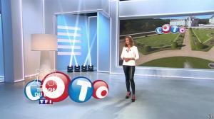 Sandrine Quétier dans une Bande-Annonce de Tirage du Loto - 02/12/15 - 02