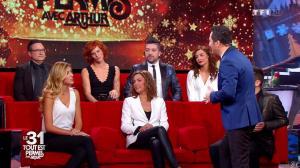 Sandrine Quétier et Priscilla Betti dans le 31 Tout Est Permis - 31/12/15 - 02