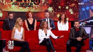 Sandrine Quétier et Priscilla Betti dans le 31 Tout Est Permis - 31/12/15 - 04