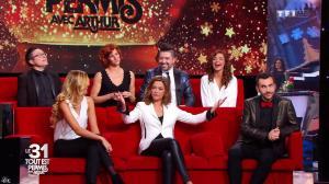 Sandrine Quétier et Priscilla Betti dans le 31 Tout Est Permis - 31/12/15 - 14