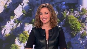 Sandrine Quétier lors du Tirage du Loto - 09/12/15 - 06