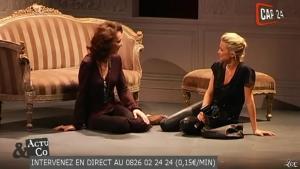 Virginie Efira dans Extrait de Nathalie - 13/02/09 - 11