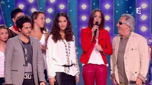 Virginie Guilhaume et Elisa Tovati dans un Air de Famille - 02/11/13 - 04