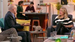 Agathe Lecaron dans les Maternelles - 01/11/16 - 01