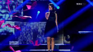 Alizée dans Samedi Soir On Chante Goldman - 19/01/13 - 0036