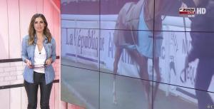 Amélie Bitoun dans un Jour aux Courses - 07/02/17 - 05