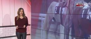 Amélie Bitoun dans un Jour aux Courses - 09/01/17 - 03