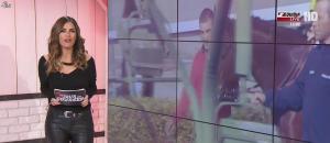 Amélie Bitoun dans un Jour aux Courses - 18/01/17 - 10