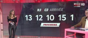 Amélie Bitoun dans un Jour aux Courses - 18/01/17 - 16