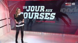 Amélie Bitoun dans un Jour aux Courses - 20/12/16 - 01