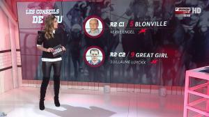 Amélie Bitoun dans un Jour aux Courses - 20/12/16 - 06