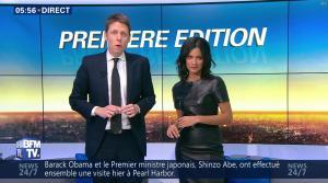 Aurélie Casse dans Premiere Edition - 28/12/16 - 03