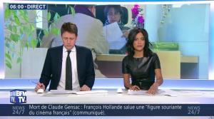 Aurélie Casse dans Premiere Edition - 28/12/16 - 07