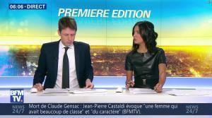 Aurélie Casse dans Premiere Edition - 28/12/16 - 09