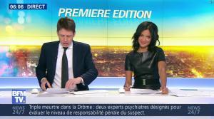 Aurélie Casse dans Premiere Edition - 28/12/16 - 10