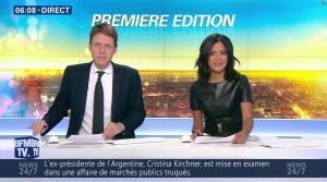 Aurélie Casse dans Première Edition - 28/12/16 - 12