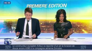 Aurélie Casse dans Première Edition - 28/12/16 - 13
