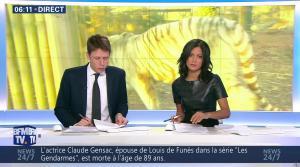 Aurélie Casse dans Première Edition - 28/12/16 - 14