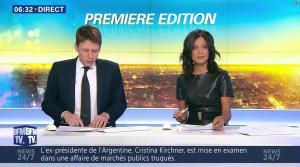 Aurélie Casse dans Première Edition - 28/12/16 - 23