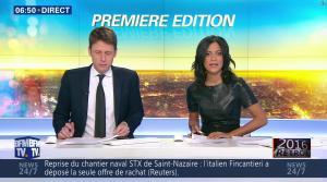 Aurélie Casse dans Première Edition - 28/12/16 - 27