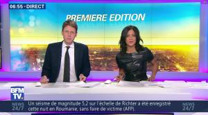 Aurélie Casse dans Première Edition - 28/12/16 - 30