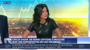 Aurélie Casse dans Première Edition - 28/12/16 - 35