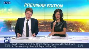 Aurélie Casse dans Première Edition - 28/12/16 - 41
