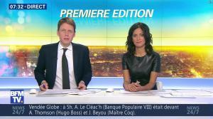 Aurélie Casse dans Première Edition - 28/12/16 - 42