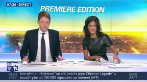 Aurélie Casse dans Première Edition - 28/12/16 - 43