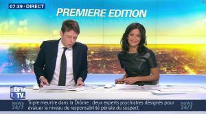 Aurélie Casse dans Première Edition - 28/12/16 - 44