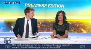 Aurélie Casse dans Première Edition - 28/12/16 - 46