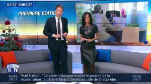 Aurélie Casse dans Première Edition - 28/12/16 - 49