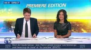 Aurélie Casse dans Première Edition - 28/12/16 - 51