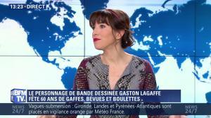 Candice Mahout dans le Midi-15h - 28/02/17 - 09