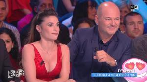 Capucine Anav dans Touche pas à mon Poste - 13/10/16 - 07