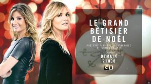 Caroline Ithurbide dans une Bande-Annonce du Grand Bêtisier de Noël - 15/12/16 - 04