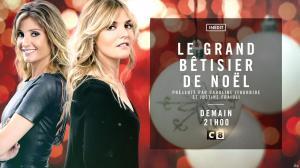 Caroline Ithurbide dans une Bande-Annonce du Grand Bêtisier de Noël - 15/12/16 - 05