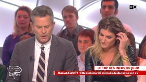 Caroline Ithurbide dans Il en Pense Quoi Matthieu - 04/11/16 - 03