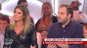 Caroline Ithurbide dans Il en Pense Quoi Matthieu - 04/11/16 - 06