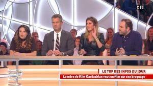 Caroline Ithurbide dans Il en Pense Quoi Matthieu - 04/11/16 - 09