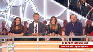Caroline Ithurbide dans Il en Pense Quoi Matthieu - 04/11/16 - 11