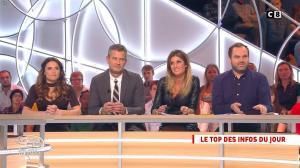 Caroline Ithurbide dans Il en Pense Quoi Matthieu - 04/11/16 - 13