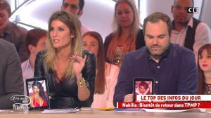 Caroline Ithurbide dans Il en Pense Quoi Matthieu - 04/11/16 - 14