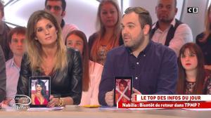 Caroline Ithurbide dans Il en Pense Quoi Matthieu - 04/11/16 - 16
