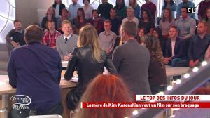 Caroline Ithurbide dans Il en Pense Quoi Matthieu - 04/11/16 - 22