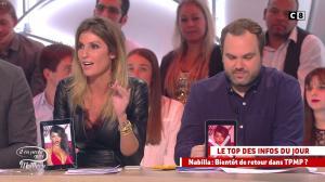Caroline Ithurbide dans Il en Pense Quoi Matthieu - 04/11/16 - 26